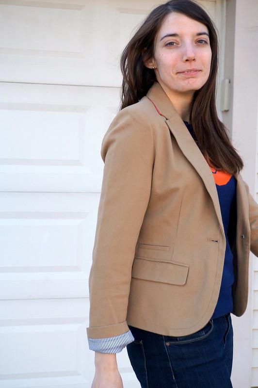 Merona Oxford Blazer Target
