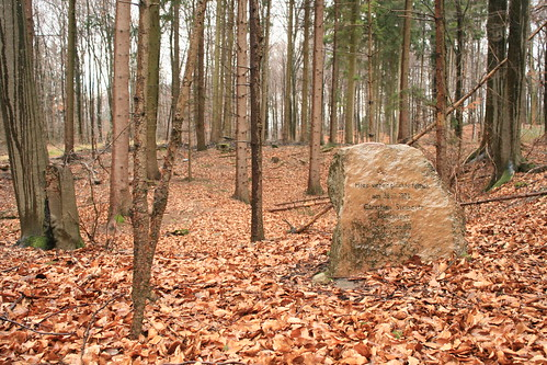 Gedenkstein Christian Siebertz