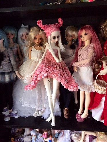 Doll display by alington