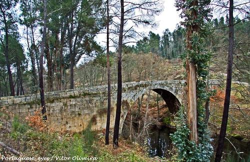 Ponte Romana do Castelo - Castelo de Penalva - Portugal