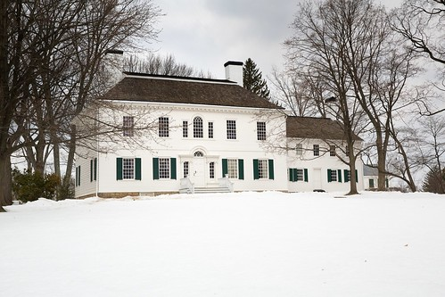 The Ford Mansion