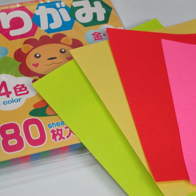 เลือกซื้อกระดาษสำหรับพับโอริงามิ (Origami paper) 004