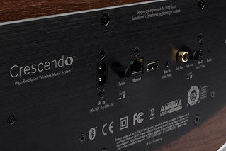 Crescendo Rear Detail