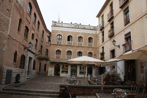 Corner in Toledo