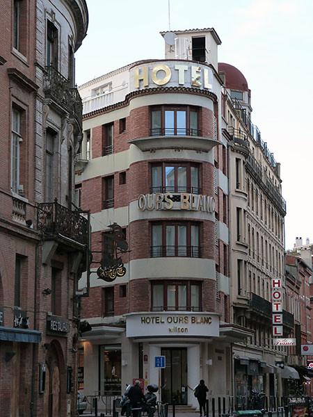 Hôtel de l'OUrs Blanc