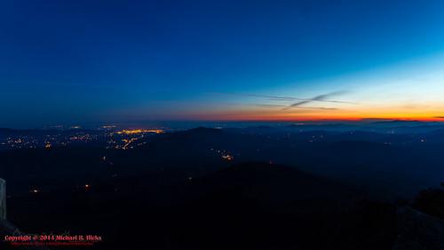 usa sunrise geotagged unitedstates hiking tennessee cosby greatsmokymountainsnationalpark gsmnp crestmont mountcammerer canon7d nashvillehikingmeetup catonsgrove geo:lat=3576356918 geo:lon=8316130820