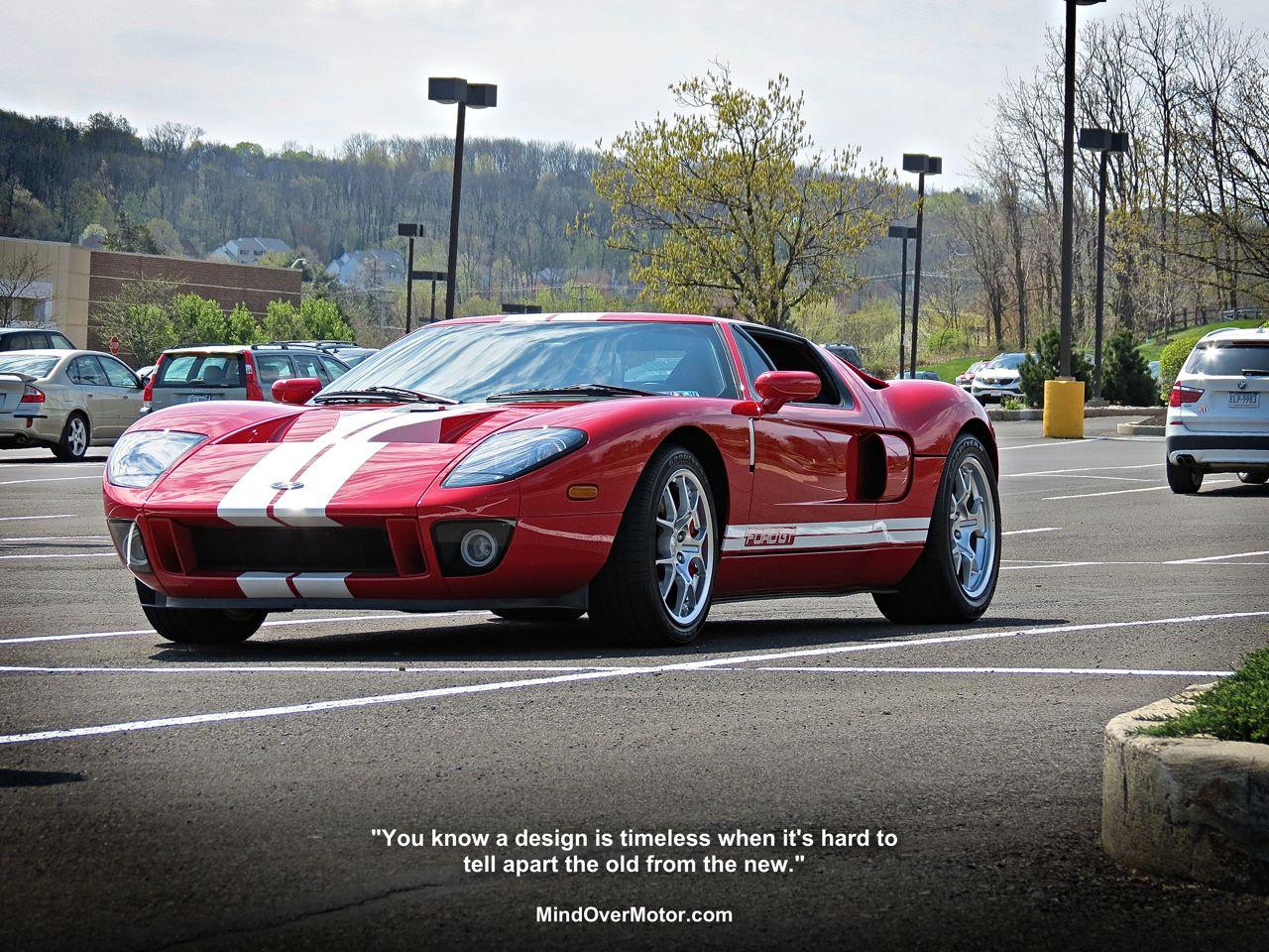 Ford GT at Bucks County Exotics