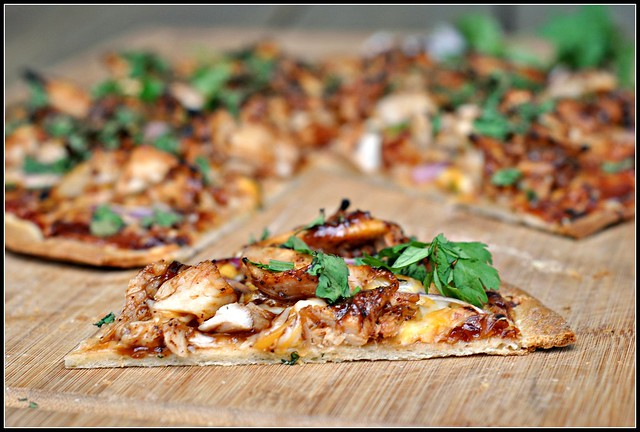 BBQ Chicken Pizza 2