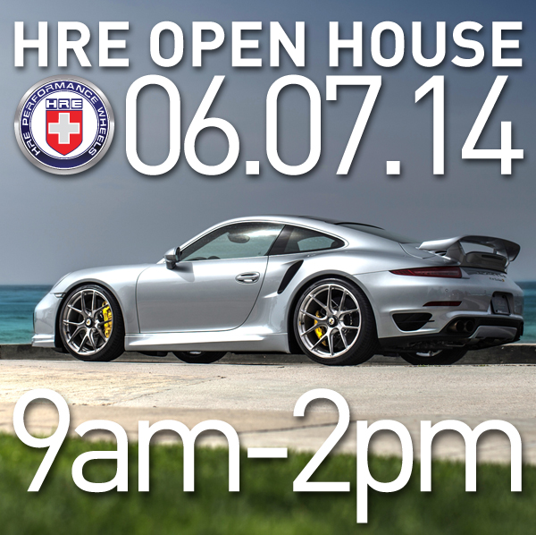 13973857004 1fe9135088 o 2014 HRE WHEELS OPEN HOUSE