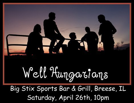 Well Hungarians 4-26-14