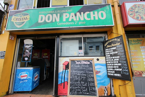 Don Pancho diner 1