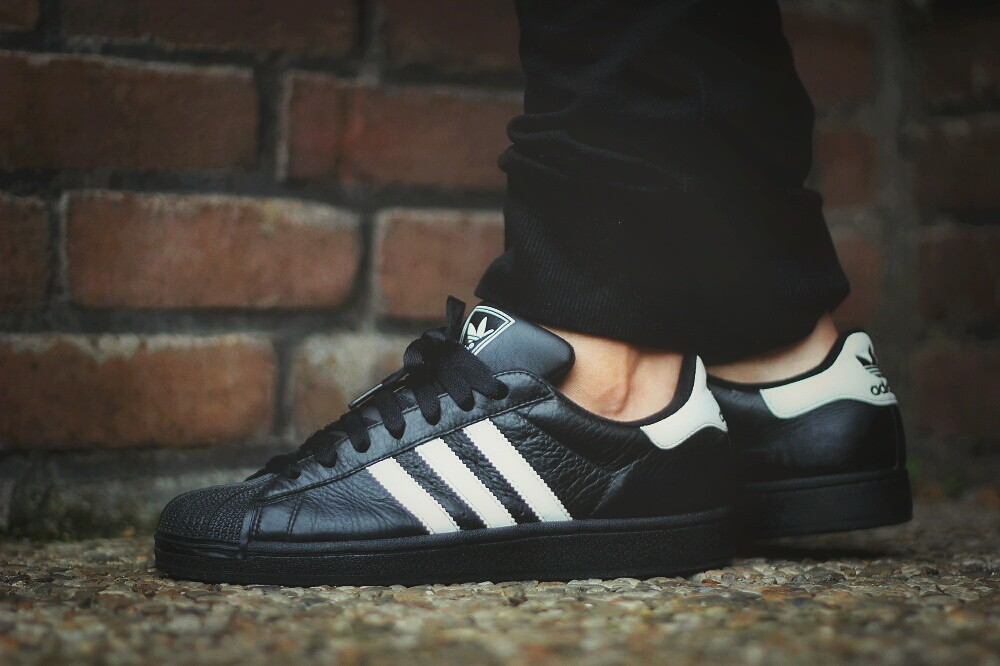 Adidas Superstar Vulc Adv Black Black Gum Cheap Superstar