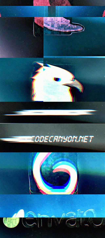 The Ultimate Glitch Logo