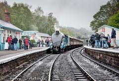 NORTH YORKSHIRE MOORS RAILWAY SPRING STEAM GALA 2014