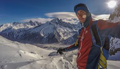 Kilian Jornet: Z Aconcaguy na Mt. Everest