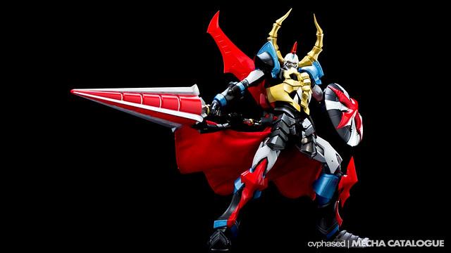 METAMOR-FORCE Gaiking The Knight