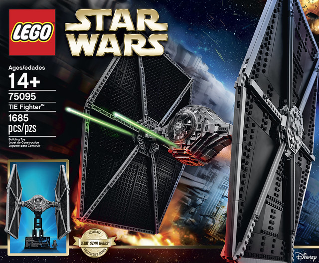 LEGO Star Wars 75095 - UCS Tie Fighter