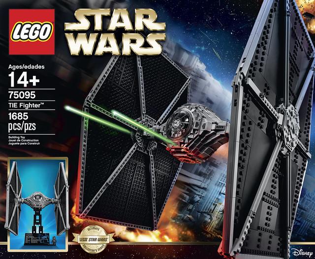 LEGO Star Wars 75095 - UCS Tie Fighter
