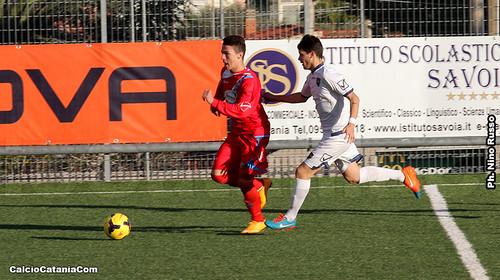 Allievi Nazionali: rete di Tupta, il Catania passa a Frosinone