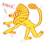 рычащий-аслан
