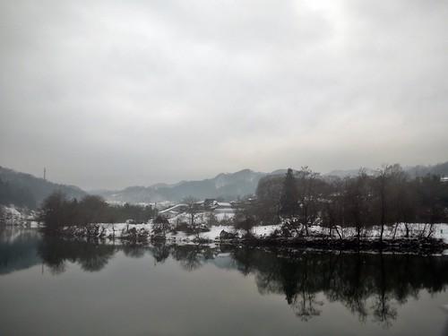 Enroute to Hakuba