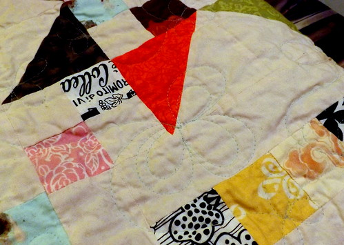 3xS Quilting Detail