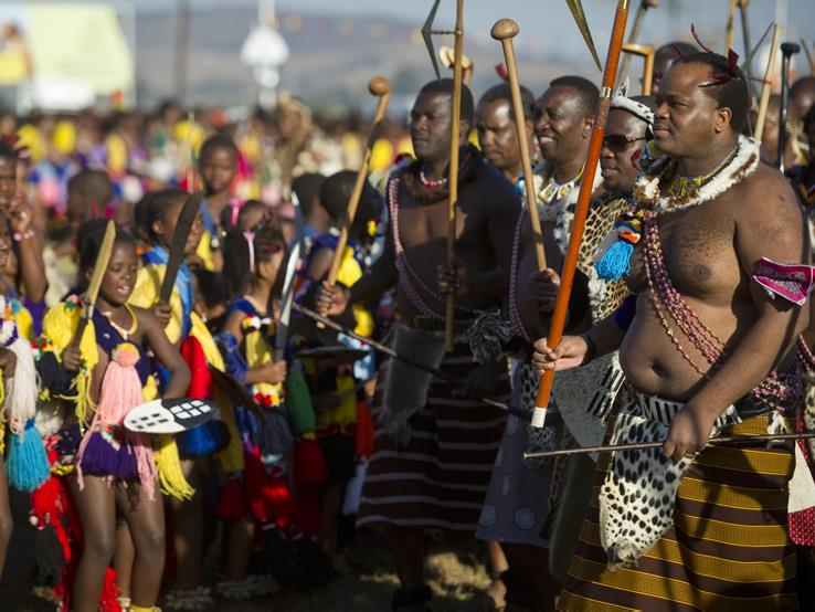 King Mswati III (2)