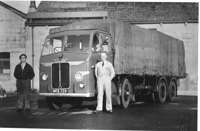 Leyland octpus MTE 739