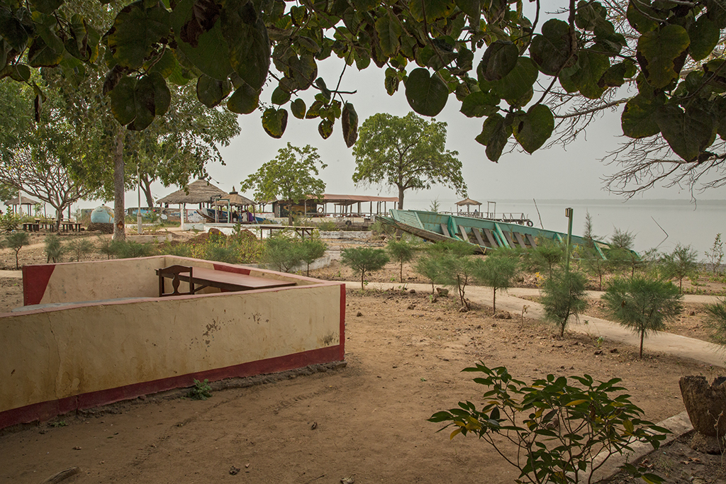 Tendaba Camp  Gambia