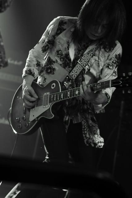 Tangerine live at 獅子王, Tokyo, 29 Jan 2015. 438