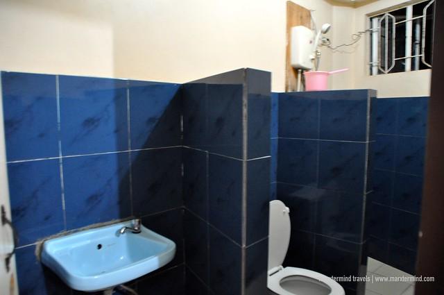 Bathroom at Ganduyan Inn Sagada