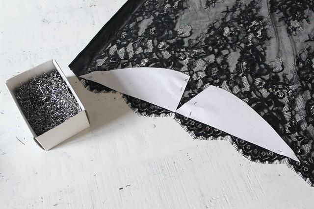 Make a Lace Bralette www.apairandasparediy.com