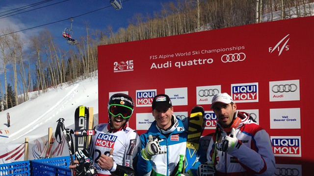 Mens Super G worlds