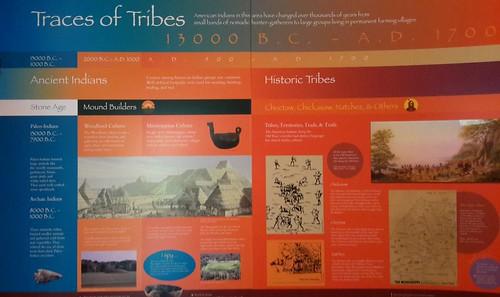 Natchez Trace History