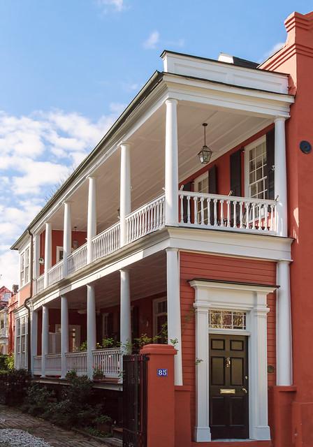 Charleston Single House Flickr Photo Sharing