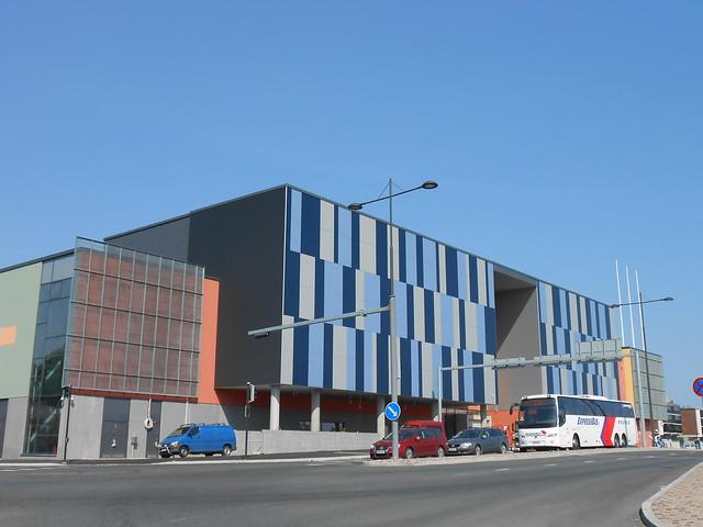Hämeenlinnan moottoritiekate ja Goodman-kauppakeskus: Työmaatilanne 4.8.2014 - kuva 13