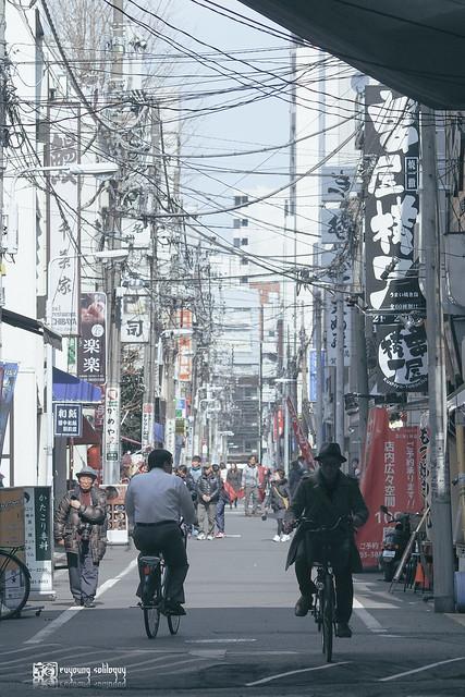 PEN F x Tokyo | 34