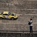 Photograph and Yellow ALpine A110