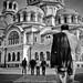 #Sofia #Bulgaria Shooting next to the Alexander Nevsky Cathedral ! #Leica #LeicaCamera by albericjouzeau