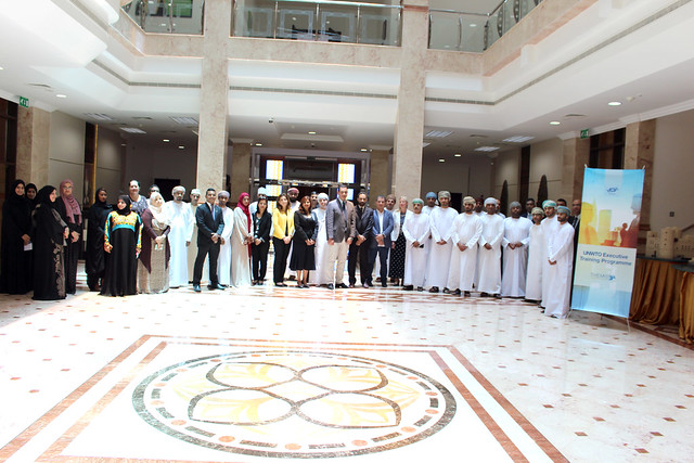 UNWTO Executive Training Programme in the Sultanate of Oman