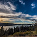 Small photo of Lake Coeur d'Alene Sunset