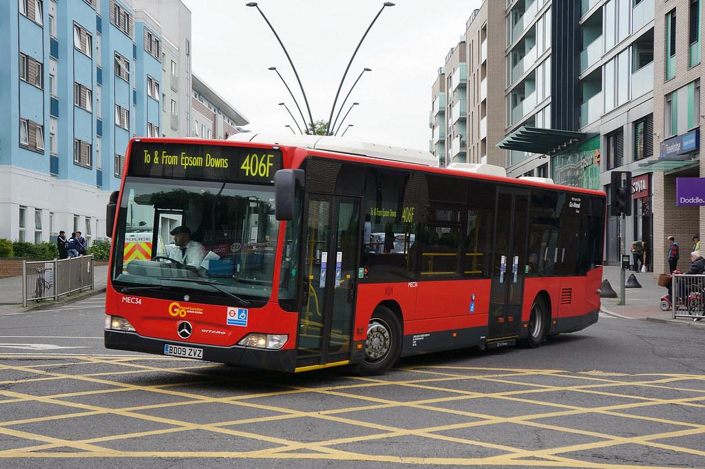 Go Ahead London MEC34 c39ea2e25dc