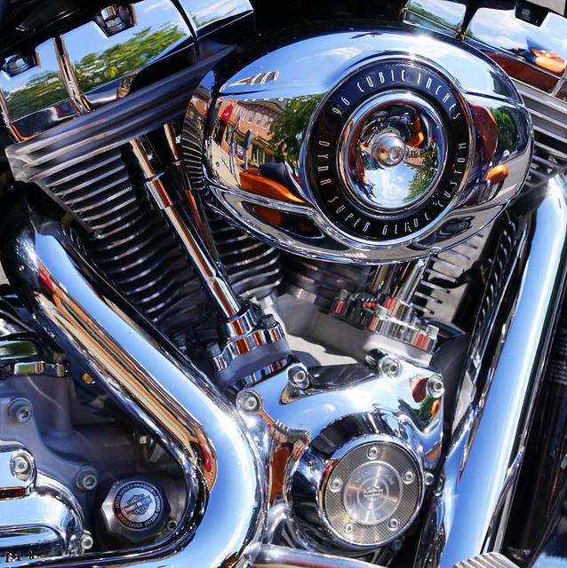 Motorcycle Detail-No 5, 6-5-2016