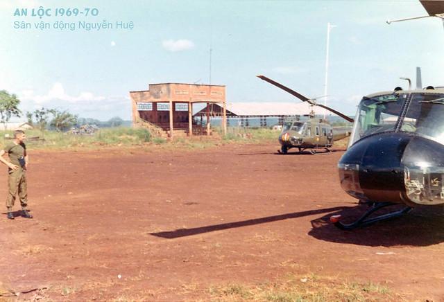 AN LỘC 1969-70 - SVĐ Nguyễn Huệ - Photo by John Mathieson