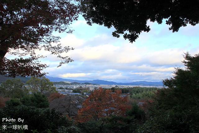 嵐山旅遊景點-常寂光寺27