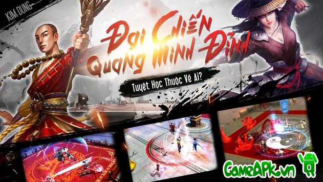 Figure 1: Cửu Âm VNG v4.0 hack full cho Android - Game APK Miễn Phi, Tải Game Android Miễn Phí