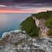 Distant Horizon: Georgian Bay by Richard Thompson