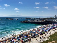 The 4th of July Redondo Beach