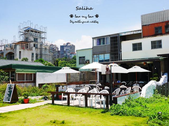三芝淺水灣海邊咖啡推薦那年夏天餐點 (24)