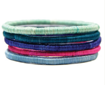 Indego Africa Sweetgrass Bracelets